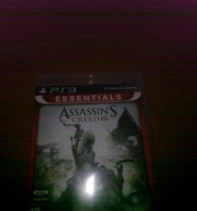 Игра assassin's creed 3 для ps3