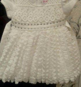 Детское платье для малышки