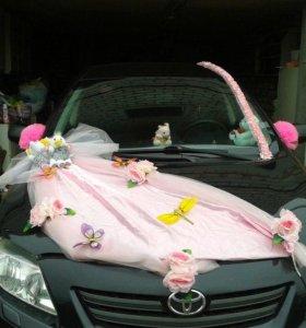 прокат Украшений на авто