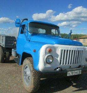 Ассенизаторская машина ГАЗ -53