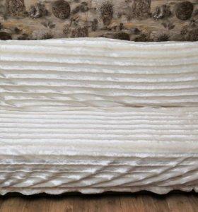 Плед на диван или кровать