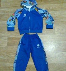 Спортивный костюм на 1-2года