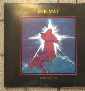 Enigma  MCMXC a.D. (cardboard sleeve PROMO)