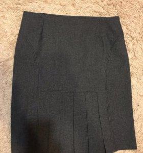 Женская юбка 58 размер НОВАЯ
