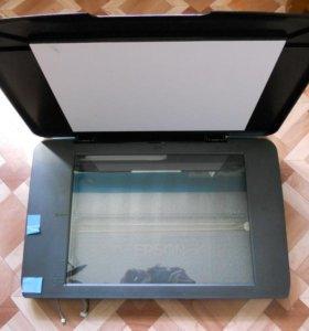 Блок сканера от МФУ Epson