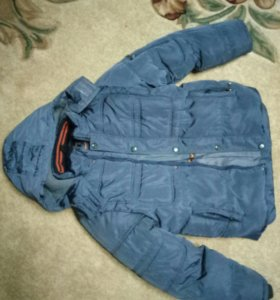 куртка зимняя р-р 44-46