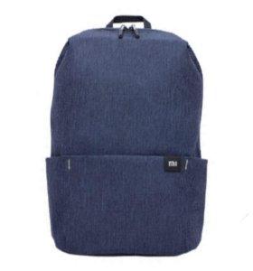 Xiaomi Mi Colorful Small Backpack рюкзак синий