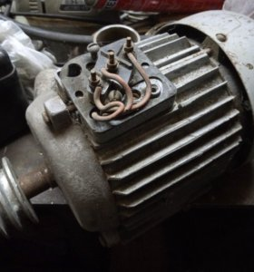 Двигатель 380v.