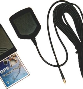 GPS Receiver GlobalSat BC-307 CF