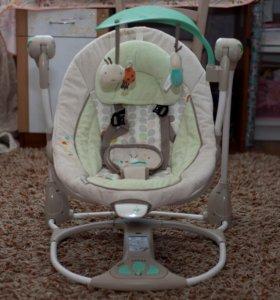 Премиум качели Ingenuity Convertme Swing-2-Seat