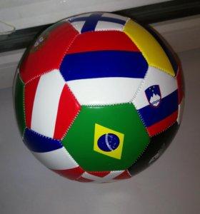 Интернациональный мяч.