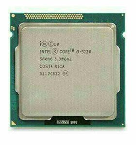 LGA 1155 i3 3220