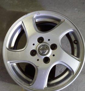 Оригинальное литьё Nissan