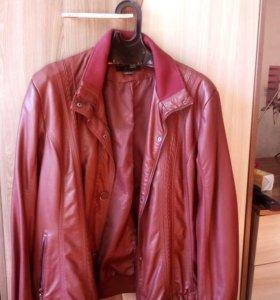 Куртка эко кожа Женская.