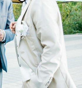 Костюм тройка свадебный