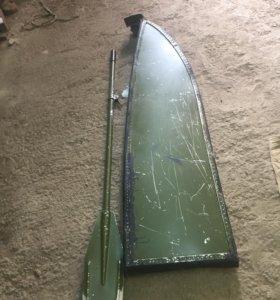 Охотничья лодка восьмиклинка