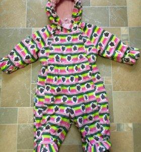 Комбинезон детский Kerry размер 80+6