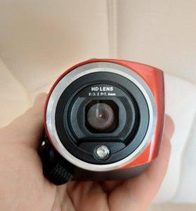 Видео камера новая.