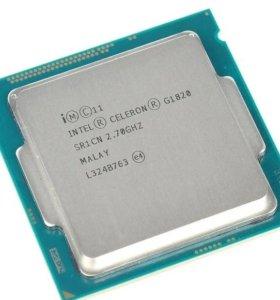 Процессор celeron g1820