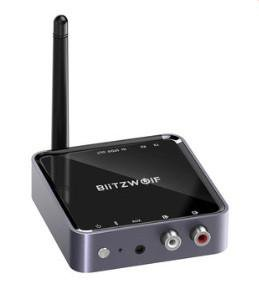 Bluetooth аудио трансмиттер - ресивер BlitzWolf
