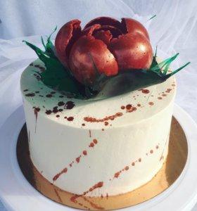 Торты,десерты на заказ