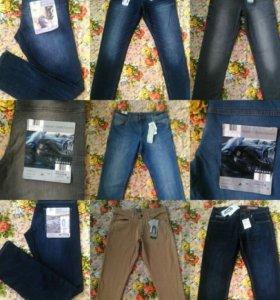 Новые джинсы - стрейч производства Германии