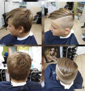 Все виды парикмахерская услуг