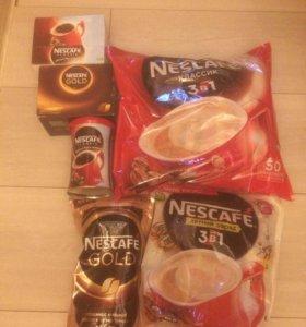 Шоколад,кофе,мармела Nestle