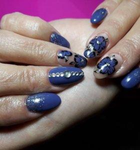 Гель лак,гелевое наращивание ногтей Бахчисарай