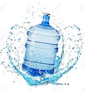 Доставка воды 19 л.  г. Богородск