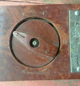 Автоматический выключатель АК50КБ-3МГ-Д