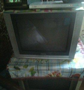 Продам телевизор л,ж с плоским экраном