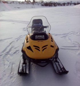 Продам снегоход SKI-DOO Skandic 600 WT LC