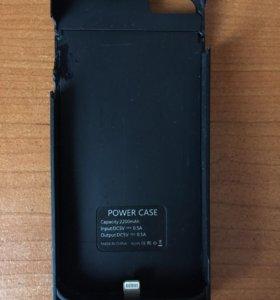 Подзарядное устройство для iPhone 5,5s