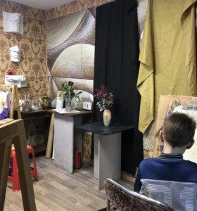 Художественная мастерская в Реутове