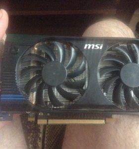GTX 560 Ti Msi