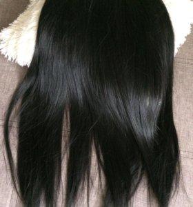 Накладные волосы из канекалона