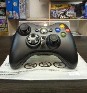 Новый джойстик Xbox 360 оригинал