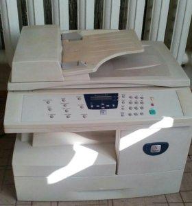 Принтер, сканер, копир 3 в 1.