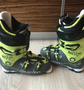 Горнолыжные ботинки Salomon Quest Pro130