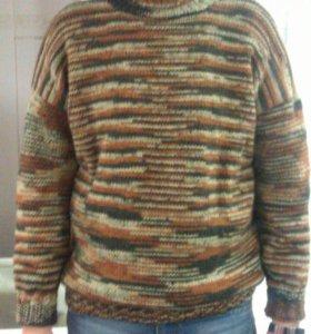 свитер под горло