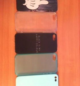 Чехлы iPhone 5 5s se