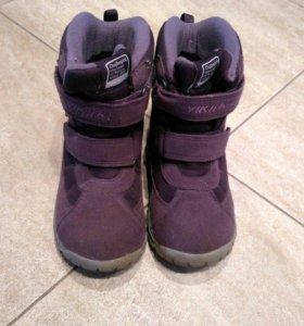 Vikingi 26 размер, зимнии ботинки