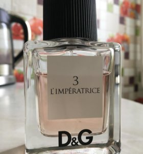 D&G №3 L'IMPERATRICE 50мл