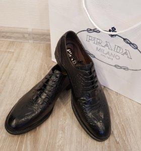 Ботинки мужские PRADA