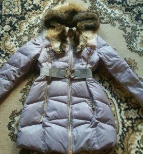Пуховик и куртка зимняя 48-50р (куртки)