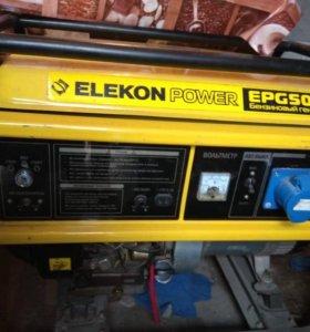 Электрогенератор генератор