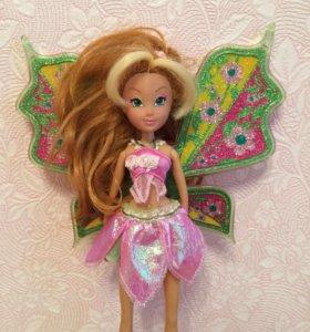 Флора Winx светящиеся крылья