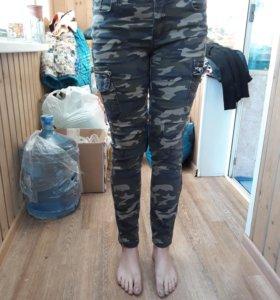 штаны молодежные (камуфляж)
