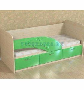 Продам кровать подрастковую